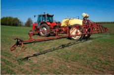 agromek messen med landbrugsmaskiner