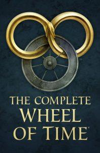 The wheel of time af Robert Jordan og Brandon Sanderson